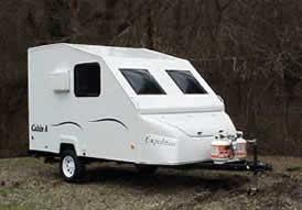 Aliner Cabin A & Dealer of Aliner hard sided folding trailers based in southern CA ...