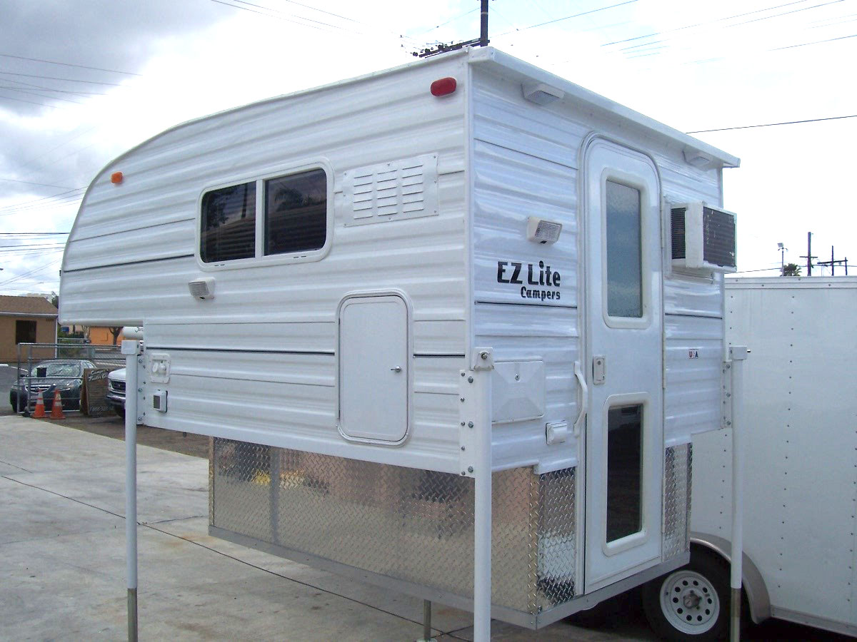 For Sale - 2012 EZ-Lite Falcon Truck Camper