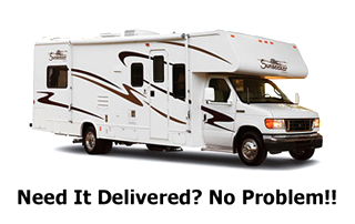 Consign your RV for Rental
