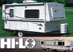HiLo Telescoping Travel Trailers