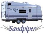 Sandpiper Travel Trailers and Toy Haulers