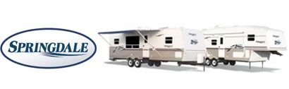 Springdale Travel Trailers and Fifth Wheels